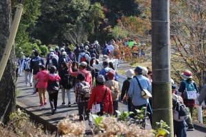 第5回記念大会 吉栗山・出雲大社ご縁ウオークが終了しました。