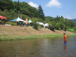 第23回神戸川川祭りを終了しました。